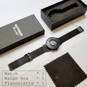 Season End Sale - Magnetic Swiss Movement Watch On Quick Sale
