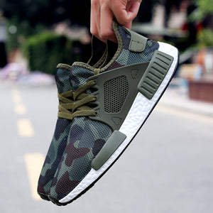 Camouflage nmd comfy shoes - Sneakers Clearance sale