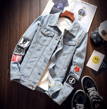 Load image into Gallery viewer, Ice Patch Jacket on clearance sale - Jacket Limited offer