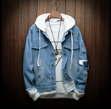 Load image into Gallery viewer, Indigo Blue classic Jacket on clearance sale - Jacket Limited offer