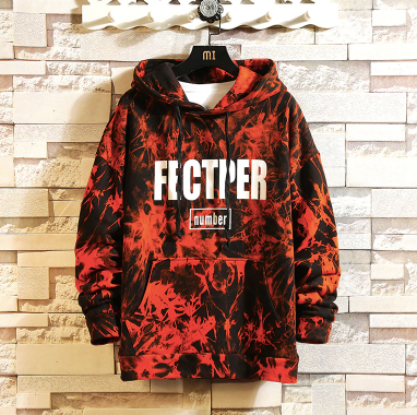 Red Camouflage Sweatshirt on clearance sale - Jacket Limited offer