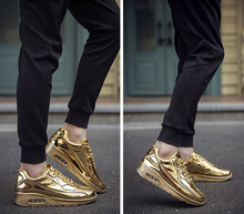 Load image into Gallery viewer, Air gold - Sneakers Clearance sale Shoes
