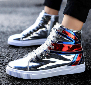 Union Jack Silver - Sneakers Clearance sale Shoes