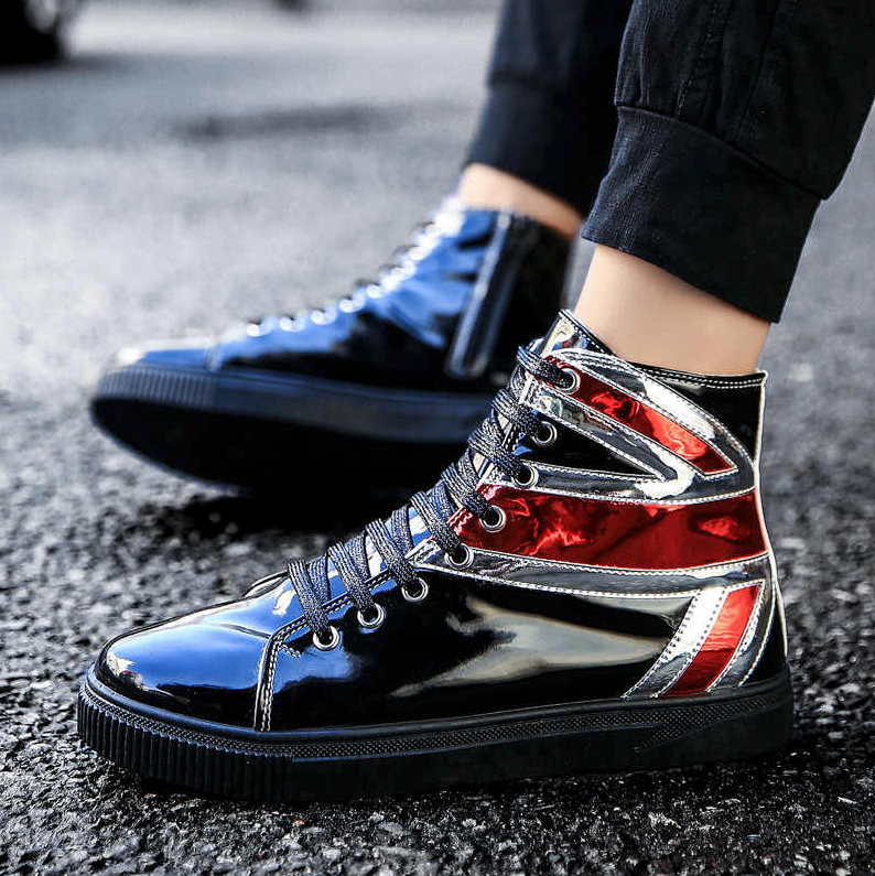 Union Jack Dark - Sneakers Clearance sale Shoes