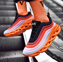 Load image into Gallery viewer, Orange Air - Sneakers Clearance sale Shoes