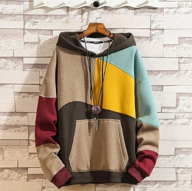 Multi Colour Hoodie - Street Wear- 24 Hour Clearance Sale