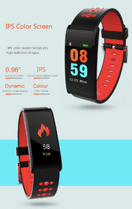 115PLUS Health Bracelet Heart Rate Blood Pressure Smart Band Fitness Tracker Smartband Wristband Gbp Ggp