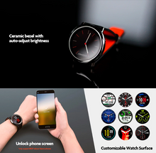 Load image into Gallery viewer, Red Smartwatch Built-in eSIM 1.39 inch AMOLED Screen 454 x 454 Resolution 10 Sports Modes Ggp Quick Sale