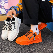 Load image into Gallery viewer, Orange Blade - Sneakers Clearance sale Shoes