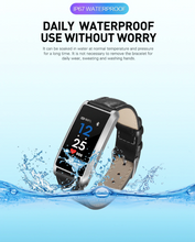Load image into Gallery viewer, 115PLUS Health Bracelet Heart Rate Blood Pressure Smart Band Fitness Tracker Smartband Wristband Gbp Hslop Ggp watch