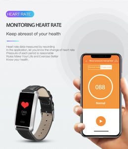 115PLUS Health Bracelet Heart Rate Blood Pressure Smart Band Fitness Tracker Smartband Wristband Gbp Hslop Ggp watch