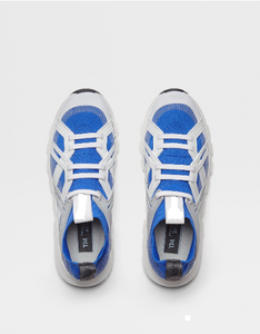 Blue and grey Extra cushion limited edition sneakers Hslop