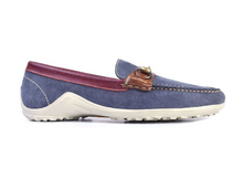 Load image into Gallery viewer, Casual denim loafers on clearance sale Hslop
