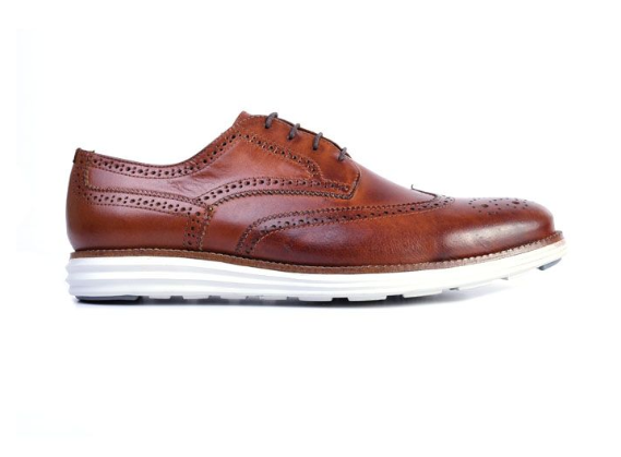 Tan formal oxfords on clearance sale Hslop
