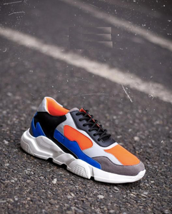 Multi colour Sporty - Sneakers Clearance sale Shoes Hslop