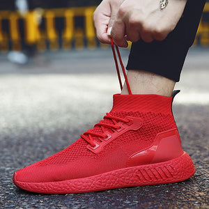 Red Flat - Sneakers Clearance sale Shoes