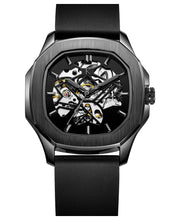 Load image into Gallery viewer, Carbon Black Automatic Swiss Movement Watch On Ggp Quick Sale