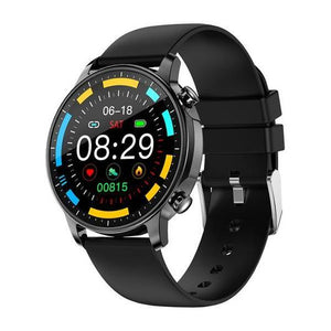 Big screen and battery watch with APP on playstore at 80% off Season End Sale Good bass, 8 Hour battery