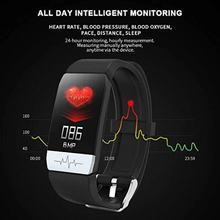 Load image into Gallery viewer, Aero Health Bracelet Heart Rate Blood Pressure Smart Band Fitness Tracker Smartband Wristband Gbp Ggp watch Season End Sale
