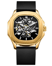 Load image into Gallery viewer, Botus Gold Metallic Automatic Swiss Movement Watch On Ggp Quick Sale