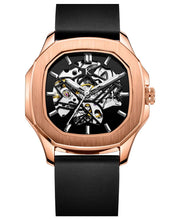 Load image into Gallery viewer, Botus Rose Gold Metallic Automatic Swiss Movement Watch On Ggp Quick Sale