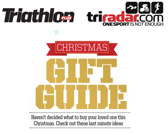 Rehook featured in Triathlon Plus Christmas Gift Guide