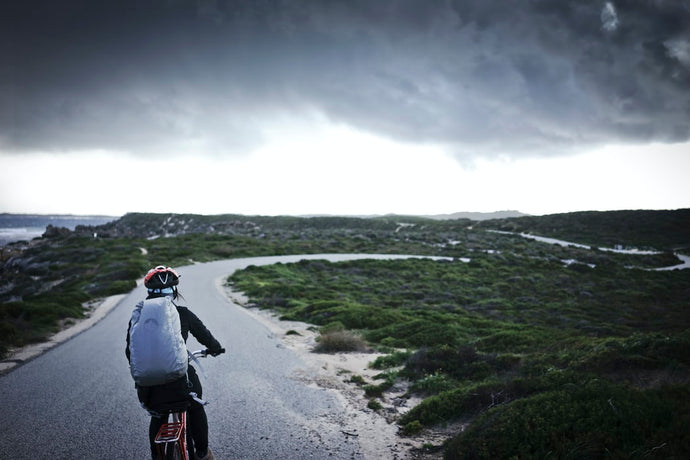 Becoming an 'All Terrain' cyclist