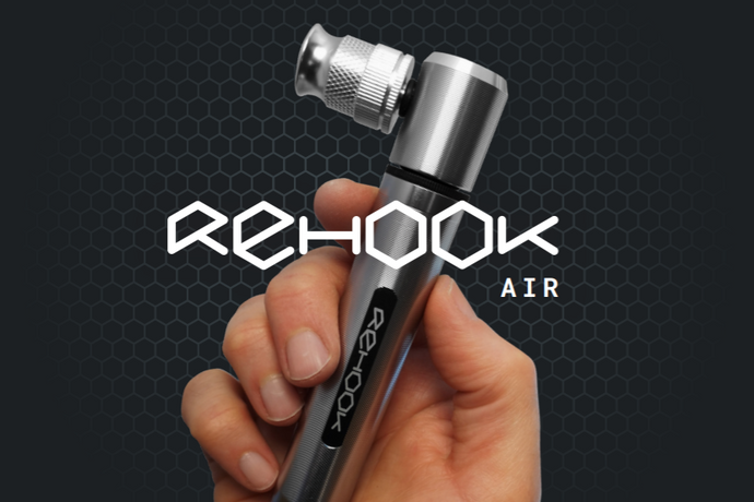Using your Rehook AIR