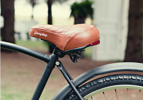 Cycling customisation seat