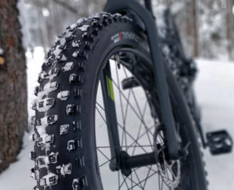 Winter Cycling tyres