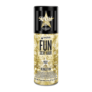 Buy online high quality Bling It On 24 Karat - Hair Sparkle Spray - The Movement Boutique - Kelowna