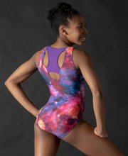 Load image into Gallery viewer, Buy online high quality Motionwear Gym Inset Racerback Tank Leotard - The Movement Boutique - Kelowna