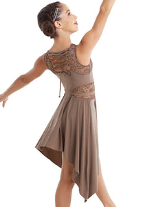Buy online high quality CONSIGN - Lace Inset Lyrical Dress (LC) - The Movement Boutique - Kelowna