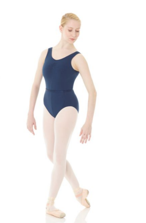Buy online high quality Mondor Pinch Front Leotard - 1633 - The Movement Boutique - Kelowna