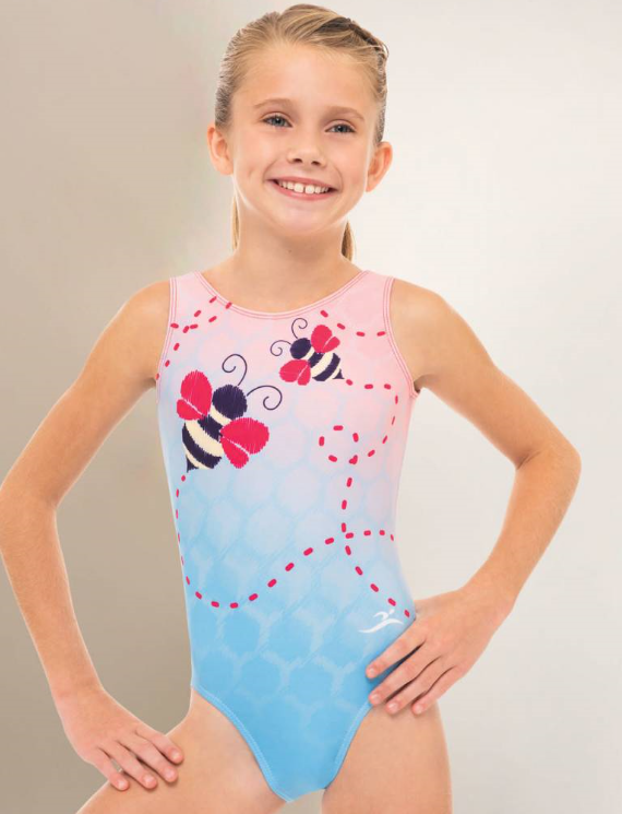 Buy online high quality Motionwear Bumble Bee Leotard - The Movement Boutique - Kelowna
