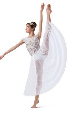 Buy online high quality CONSIGN - Costume Gallery White Lyrical (MC) - The Movement Boutique - Kelowna