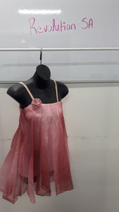 Buy online high quality CONSIGN - Pink Lyrical Dress (SA) - The Movement Boutique - Kelowna