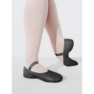 Buy online high quality Capezio Black Lily Leather Ballet Slipper - The Movement Boutique - Kelowna