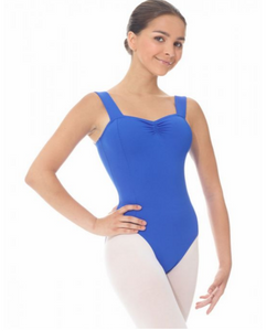 Buy online high quality Mondor Pinch Front Wide Strap Leotard - The Movement Boutique - Kelowna