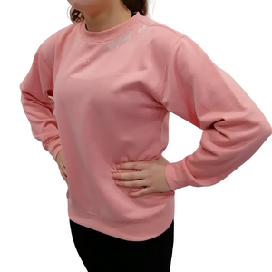 "Buy online high quality The MVMNT ""Meet Me At The Barre"" Crew Neck - The Movement Boutique - Kelowna"