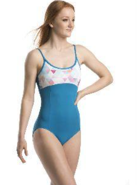 Buy online high quality Ainsliewear Tara Leotard with Triangle Print - The Movement Boutique - Kelowna
