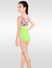 Load image into Gallery viewer, Buy online high quality So Danca Diana Printed Gymnastics Leotard - The Movement Boutique - Kelowna