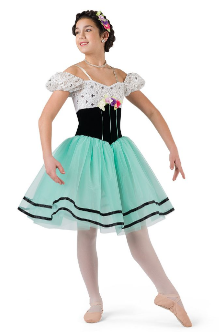 Buy online high quality CONSIGN - Ballet Costume with Tutu (MC) - The Movement Boutique - Kelowna