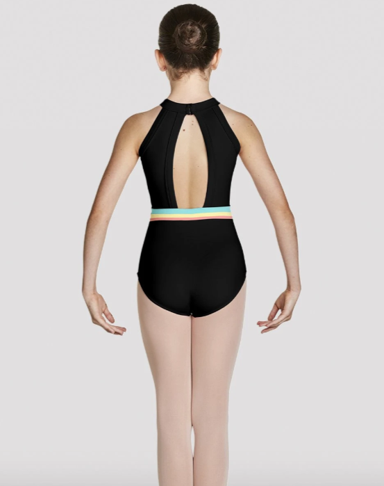 Buy online high quality Bloch Girls High Neckline Halter Leotard - The Movement Boutique - Kelowna