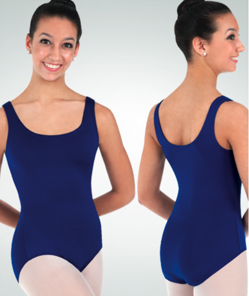 Buy online high quality Angelo Luzio Tank Ballet Cut Leotard - The Movement Boutique - Kelowna