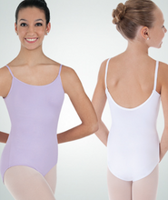 Load image into Gallery viewer, Buy online high quality Angelo Luzio Camisole Ballet Cut Leotard - The Movement Boutique - Kelowna
