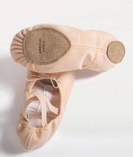 Load image into Gallery viewer, Buy online high quality Angelo Luzio Total Stretch Canvas Ballet Slippers - The Movement Boutique - Kelowna