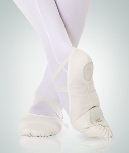 Buy online high quality Angelo Luzio Total Stretch Canvas Ballet Slippers - The Movement Boutique - Kelowna