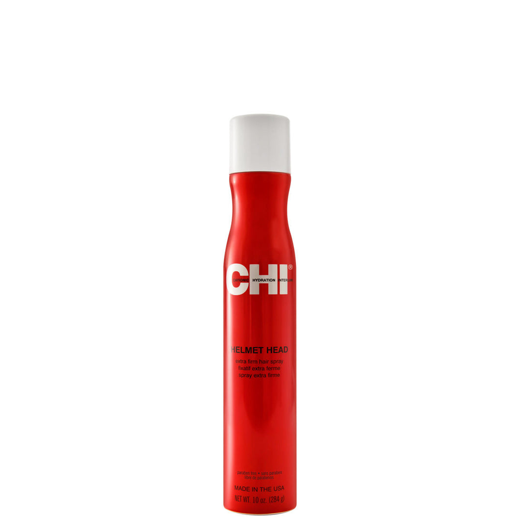 Buy online high quality CHI - Helmet Head Extra Firm Hair Spray - The Movement Boutique - Kelowna