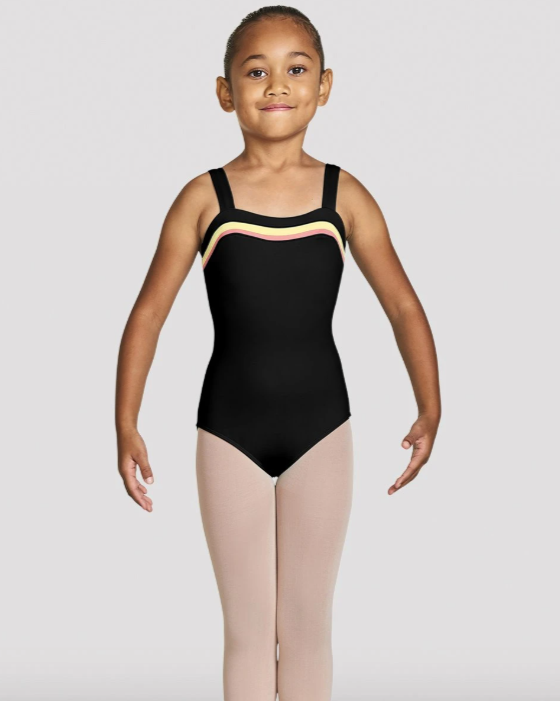 Buy online high quality Bloch Girls Teagan Sweetheart Wide Strap Leotard - The Movement Boutique - Kelowna